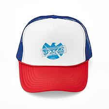 S.H.I.E.L.D. Distressed Trucker Hat