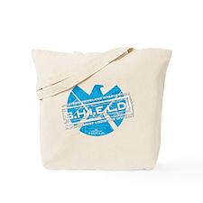 S.H.I.E.L.D. Distressed Tote Bag