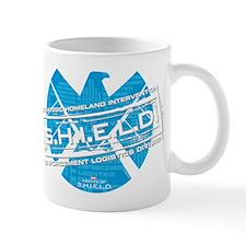 S.H.I.E.L.D. Distressed Mug