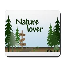 Nature Lover Mousepad