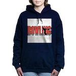 Bowling Women's Hooded Sweatshirt