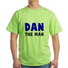 Dan the man T-Shirt
