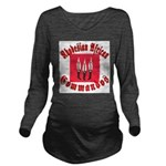Rhodesia Commandos Long Sleeve Maternity T-Shirt