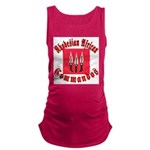 Rhodesia Commandos Maternity Tank Top