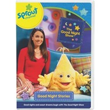 The Good Night Show: Goodnight Stories DVD