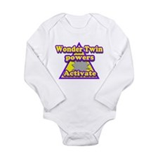 wonder twin Body Suit