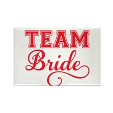 Team Bride Magnets
