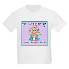 Big Sister 2 (brunette) - Customize! T-Shirt