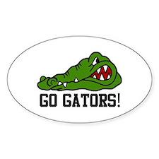 GO GATORS! Stickers