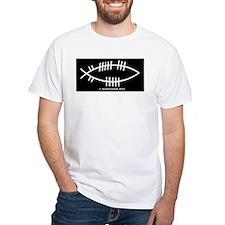Druid Ogham Salmon Of Wisdom T-Shirt