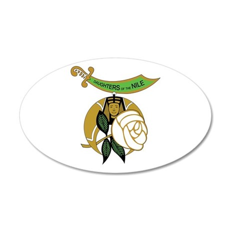 Daughters of the Nile Wall Decal