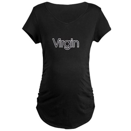 Virgin  Maternity Dark T-Shirt