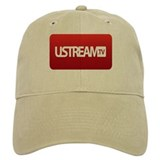 Ustream.tv Baseball Cap