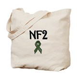 NF2 awareness Tote Bag
