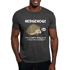 Hedgehog Pun T-Shirt