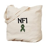 NF1 Awareness Tote Bag