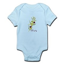 Olives Body Suit