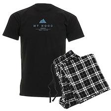Mt Hood Ski Resort Oregon Pajamas