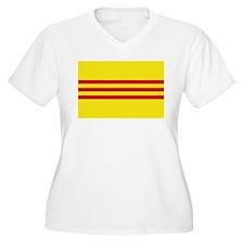 Women's Plus Republic of Vietnam T-Shirt