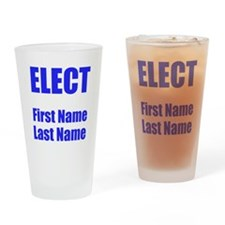 Elect Drinking Glass