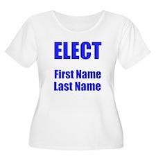 Elect Plus Size T-Shirt