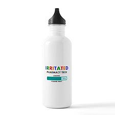 PHARMACY TECH 1 Water Bottle