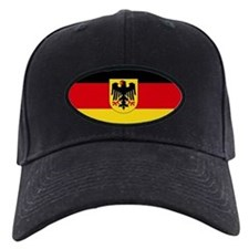 German COA flag Baseball Hat