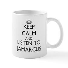 Keep Calm and Listen to Jamarcus Mugs