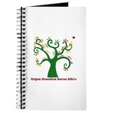 Organ Donation Tree Journal