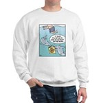Shark No-Carb Diet Sweatshirt