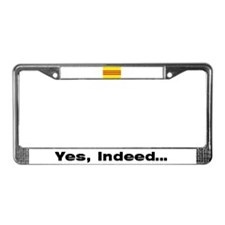 Republic of Vietnam License Plate Frame