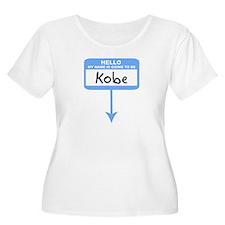 Pregnant: Kobe T-Shirt