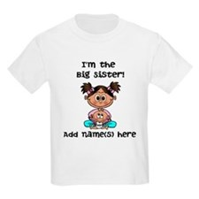 Im the Big Brother (brown hair) - Customize! T-Shi