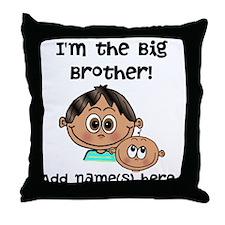 Big Brother (blonde) - Customize Throw Pillow