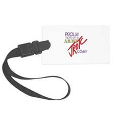 Proud Mom Luggage Tag