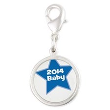 2014 Baby Blue Star Charms