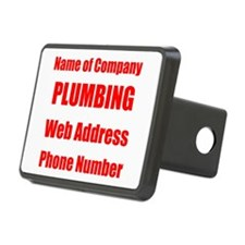 Plumbing Hitch Cover