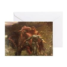 La Belle Dame Sans Merci: Greeting Cards