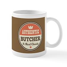 Vintage Butcher Design Gift Mugs