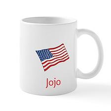 Old Glory Personalized July 4 Pop Mugs