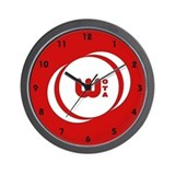 Wota Wall Clock