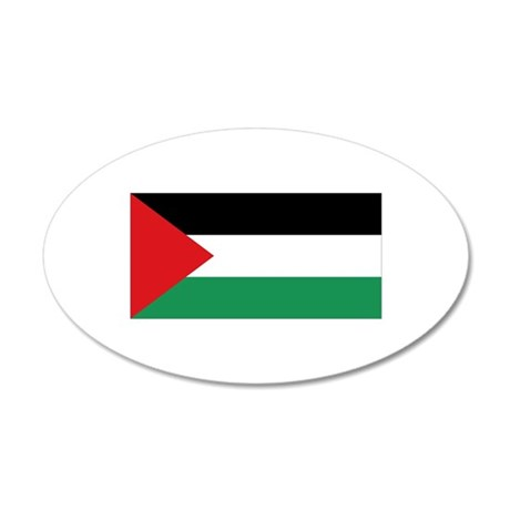 Palestinian Flag Wall Decal