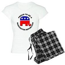 Proud Washington Republican Pajamas