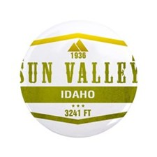 "Sun Valley Ski Resort Idaho 3.5"" Button (100 pack)"