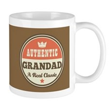 Vintage grandad Design Gift Mugs