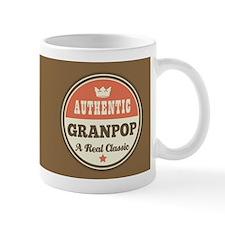Vintage granpop Design Gift Mugs