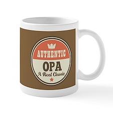 Vintage opa Design Gift Mugs
