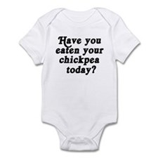 chickpea today Infant Bodysuit