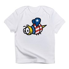 Unique 4th of july for baby Infant T-Shirt