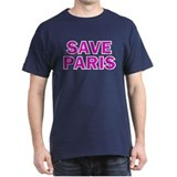 Save Paris T-Shirt